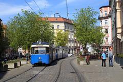 Strassenbahn Spring
