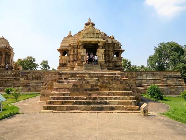 Templo de Khajuraho