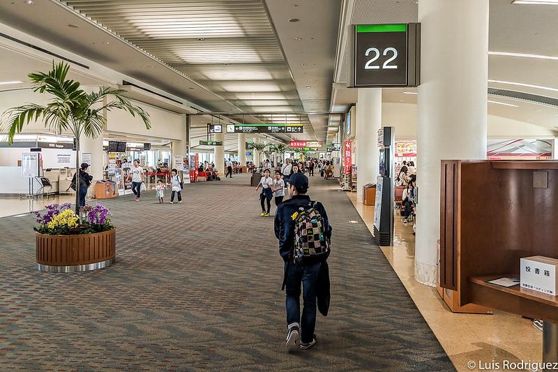 Aeropuerto de Naha (Okinawa)
