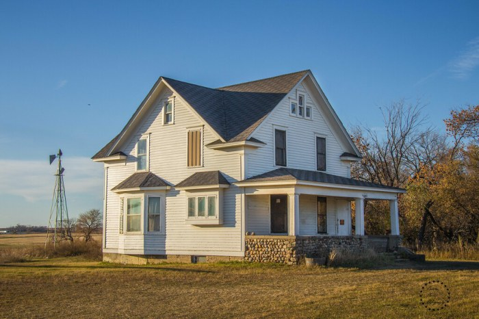 Beautiful House, Chaseley, North Dakota