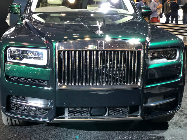 2019 New York International Auto Show