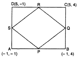RBSE Solutions for Class 10 Maths Chapter 9 Co-ordinate Geometry 4Q.7.1