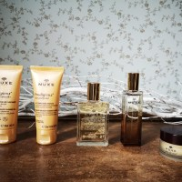 Beauty: Nuxe Prodigieux: Body Oil and Perfume