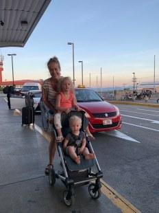 Leaving San Jose