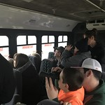 Junior Wildlife Club trip to Tewaukon for bird watching.