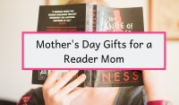 mothers day gifts for a reader mom