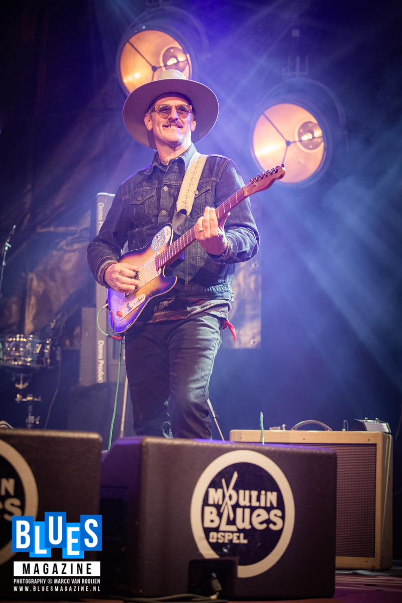 Eric Lindell @ Moulin Blues 2019