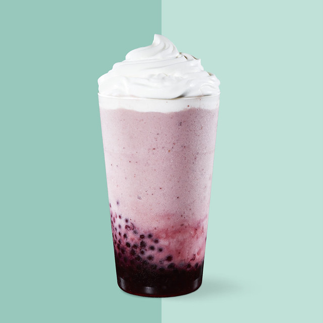 Starbucks_Mixed Berry Frappuccino® with Pomegranate Pearls