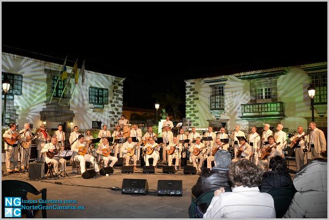Celebración del 50 Aniversario del Grupo de Música Popular Faycanes
