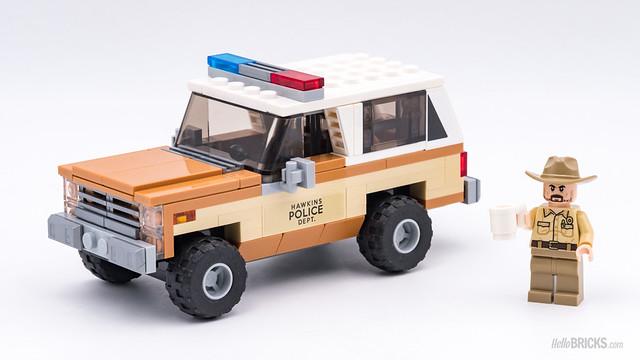 REVIEW LEGO 75810 Stranger Things 17