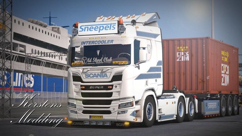 Sneepels R500 Next Gen