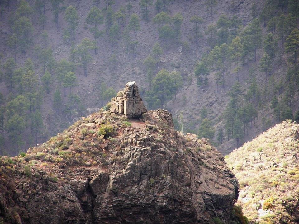 Cruz Grande senderismo isla de Gran Canaria 111