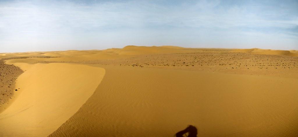 panoramica Desierto del Sahara paisajes 32
