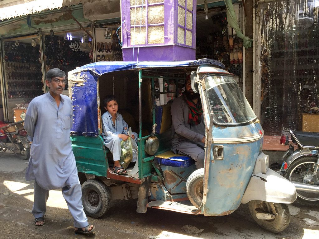 冒險者的朝聖之地 ~ 白沙瓦城(巴基斯坦漫遊之三)