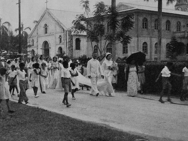 Wedding Walk, 1937