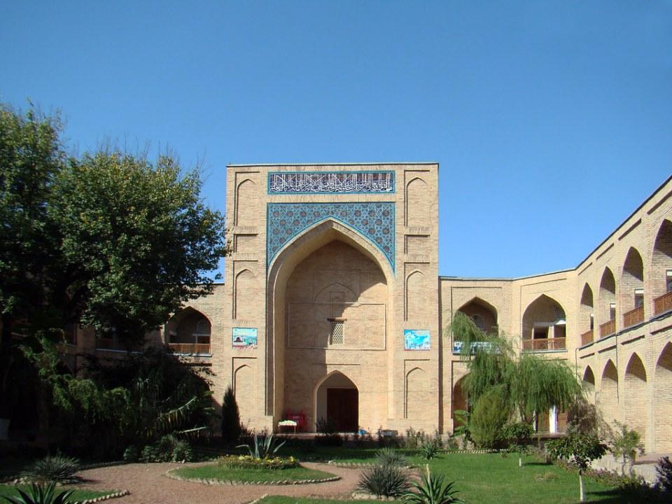 Tashkent Madraza Barak-Khan Uzbekistan 04