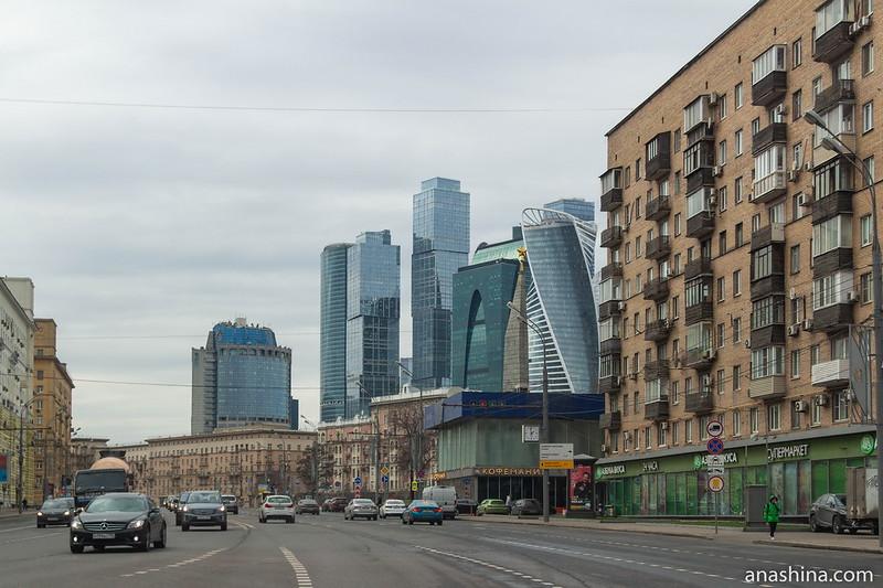 Москва, Большая Дорогомиловская улица