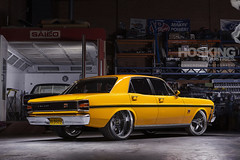 V Resto Garage's 1970 Ford Falcon
