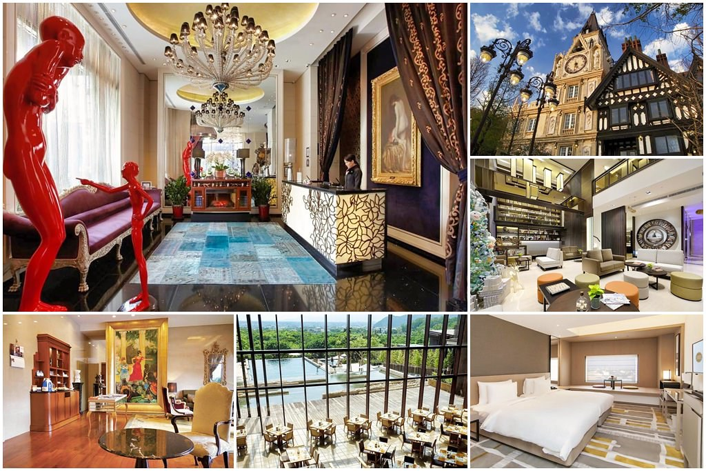 Small Luxury Hotels Of The World Taiwan