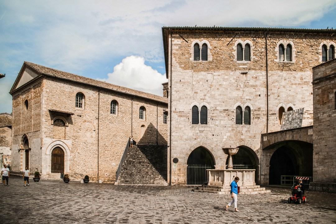 Palazzo dei Consoli, Bevagna