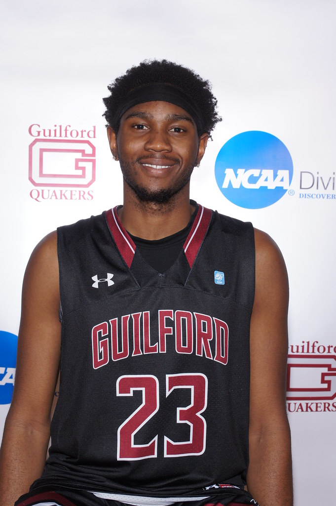 Marcus Curry - Guilford 2019