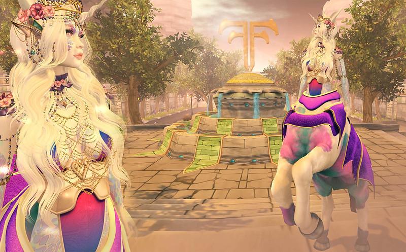 Fantasy Faire Centaur