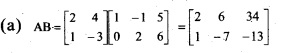 Plus Two Maths Chapter Wise Previous Questions Chapter 3 Matrices 10