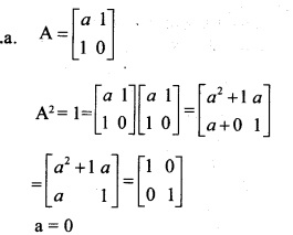 Plus Two Maths Chapter Wise Previous Questions Chapter 4 Determinants 3