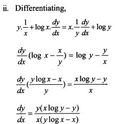Plus Two Maths Chapter Wise Previous Questions Chapter 5 Continuity and Differentiability 51