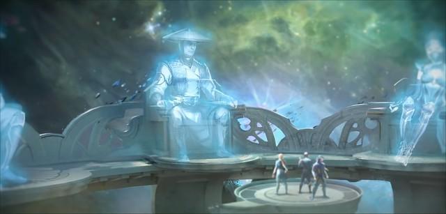 Mortal Kombat 11 - Hüter der Zeit