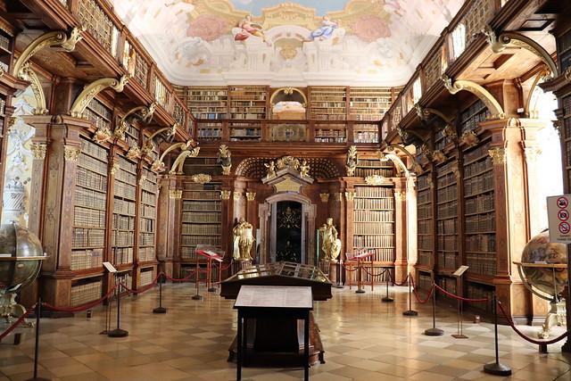 Biblioteca de Melk