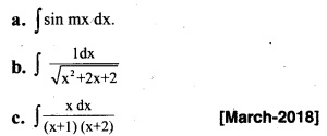 Plus Two Maths Chapter Wise Previous Questions Chapter 7 Integrals 5