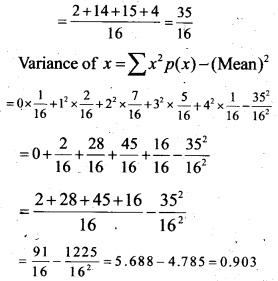 Plus Two Maths Chapter Wise Previous Questions Chapter 13 Probability 5