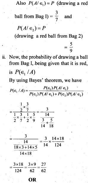 Plus Two Maths Chapter Wise Previous Questions Chapter 13 Probability 3
