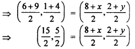 RBSE Solutions for Class 10 Maths Chapter 9 Co-ordinate Geometry 4Q.2.2