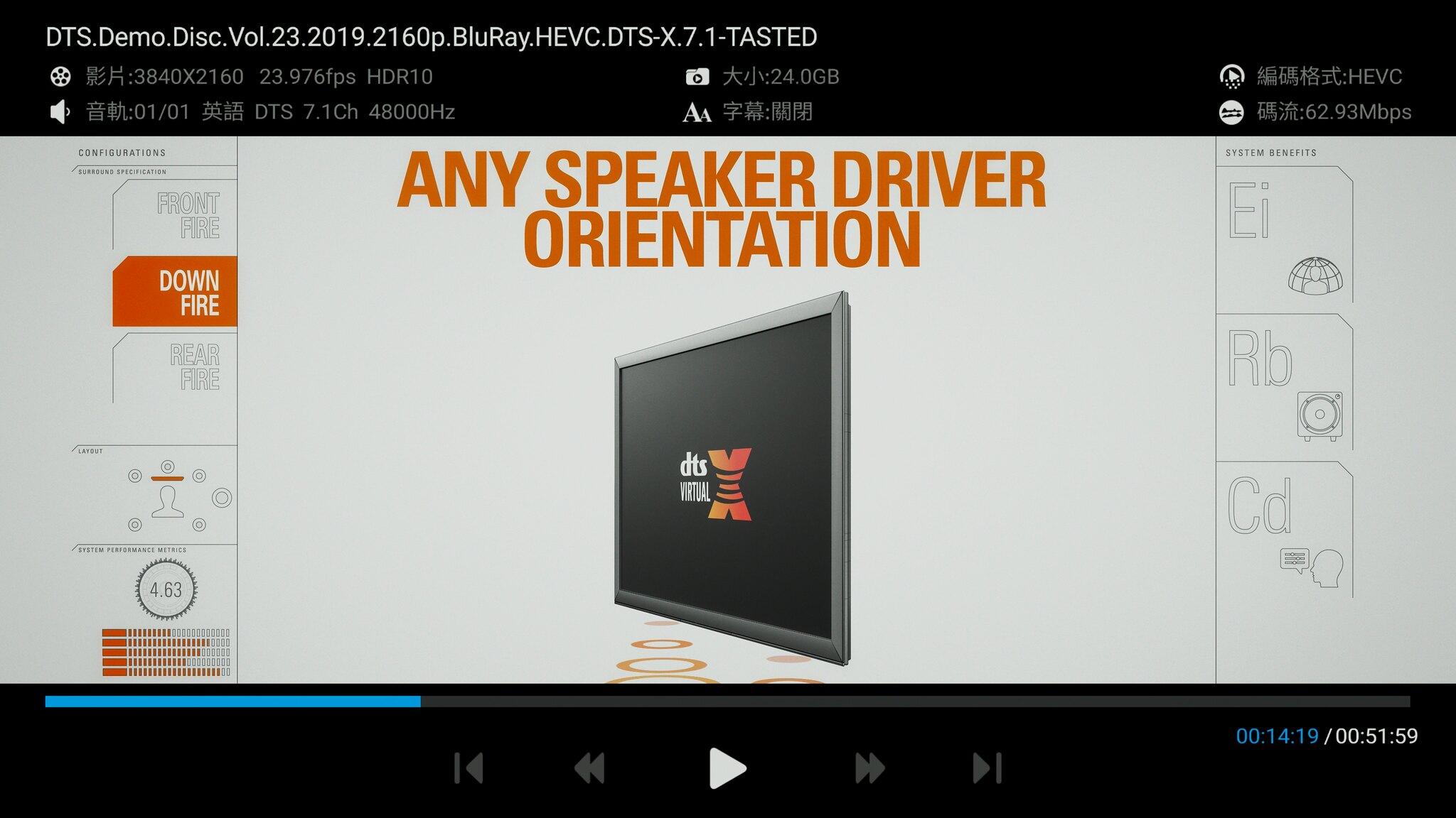 請教播放器 - 數碼視聽 - 電腦領域 HKEPC Hardware - 全港 No.1 PC討論區