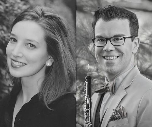 Emily Curtin Culler, soprano & Jason McKinney, oboe