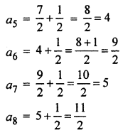 RBSE Solutions for Class 10 Maths Chapter 5 Arithmetic Progression Q.3.3