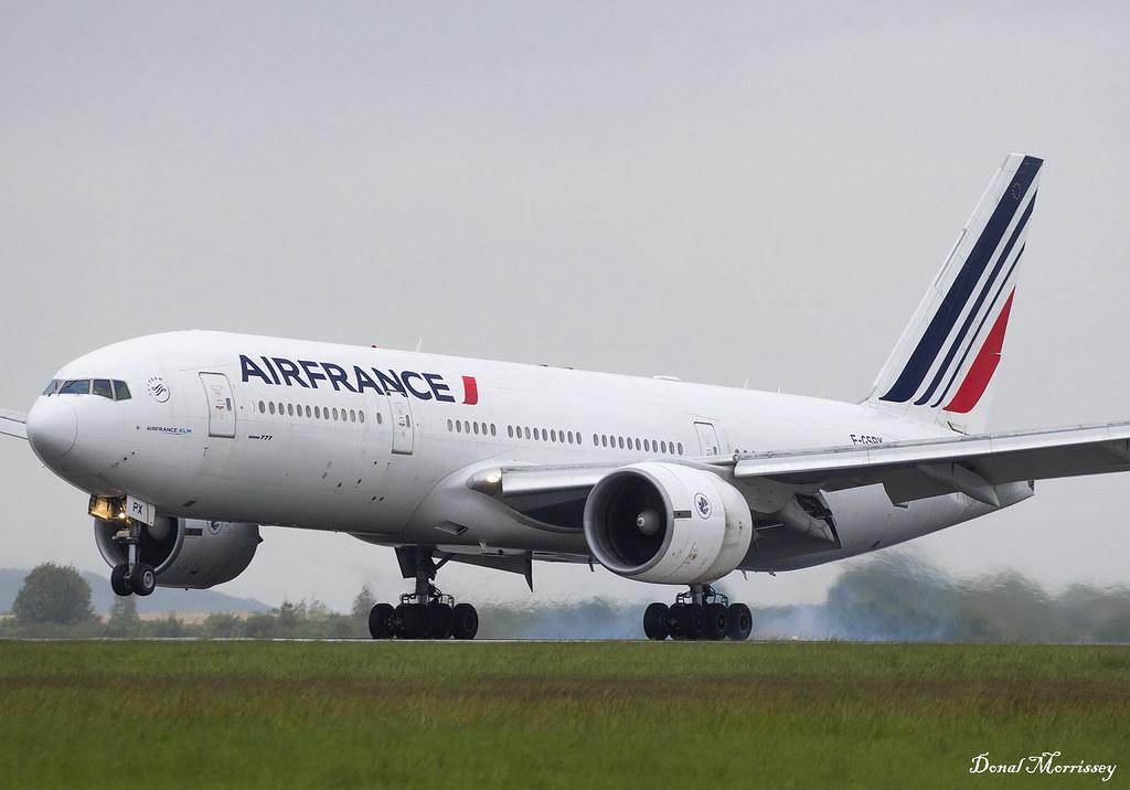 air france 777 200