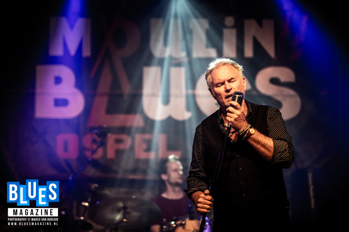Phil Bee's Freedom @ Moulin Blues 2019