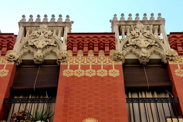 ruta modernista de Mataró