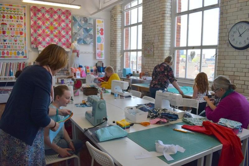 Kids Tote Bag Workshop