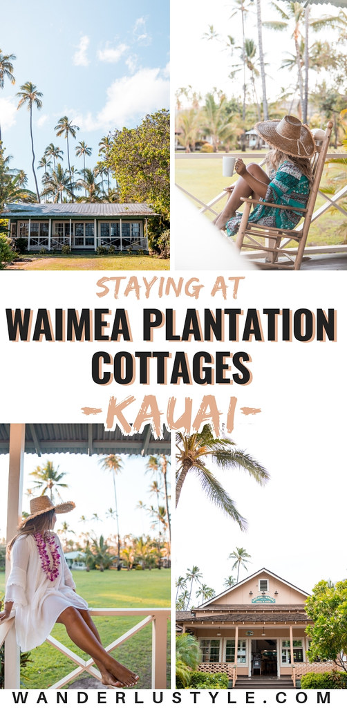 Waimea Plantation Cottages - Where to Stay in Kauai, Kauai, Kauai Hotel, Visit Kauai, Kauai Travel, waimea, waimea kauai, #Kauai #Waimea #Hawaii #kauaitravel | Wanderlustyle.com