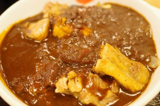chicken gorogoro curry