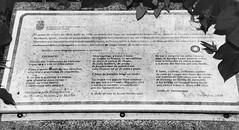 A Capirota, Monumento no pozo da Retorta