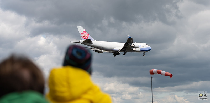 Cargo 747 China Airlines