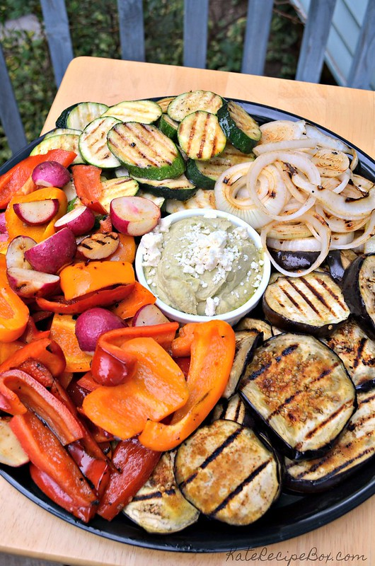 Grilled Vegetables 2
