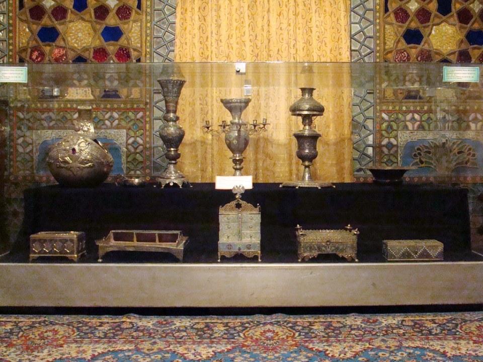 Uzbekistan Bujara Museo Palacio Sitora-i Mokhi Khossa Uzbekistan 14