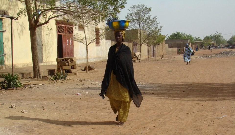 Segou su gente people etnia Bambara Mali 32