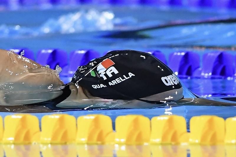 Quadarella ai piedi del podio nell'ultimo giorno delle Super Olimpiadi 2020